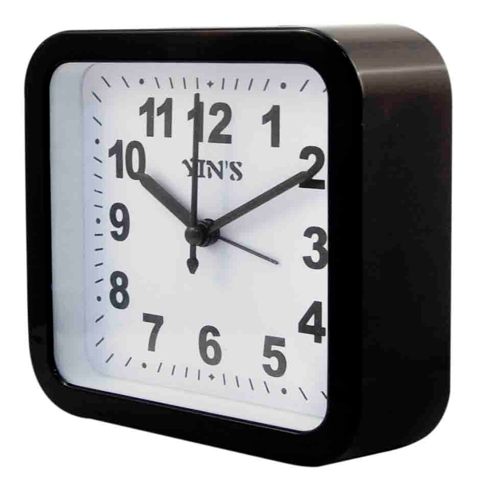 Relógio Despertador 12cm - Imporiente Sortido