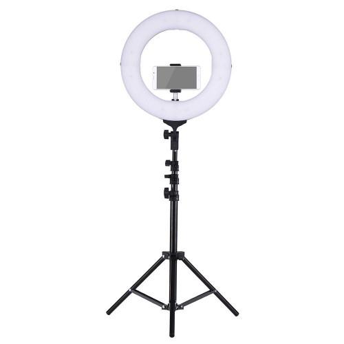 Ring Light 36cm com Tripé - BF BRASIL