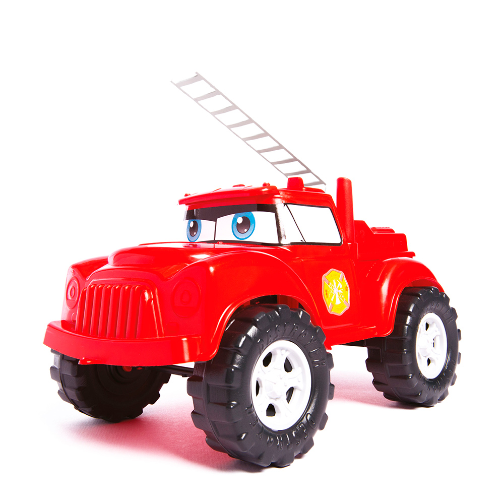 Super Truck Bombeiro Solapa - KENDY