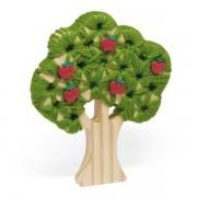 Alinhavo de Madeira Árvore Macieira