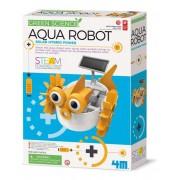 Aqua Robot - Robô Aquático Brinquedo Educativo Robótica