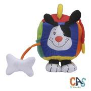 Baby Cubo brinquedo de Pelúcia Cores Variadas