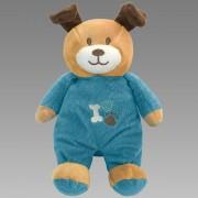 Bicho de Pelúcia Ursinho Baby Dog Blue