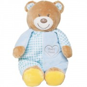 Bicho de Pelúcia Urso Baby Bear Azul