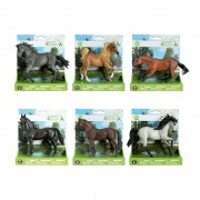 Bichos Miniatura Cavalos Sortido Set 1 Collecta - Referente a 1 Unidade - Sortida e Variada