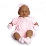 Boneca Bebê Real Negra Roma Jensen