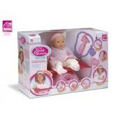 Boneca Mini Bebê Mania Pediatra Roma Jensen