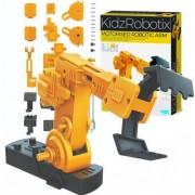 Braço Robótico Motorizado Brinquedo Educativo Robótica