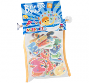 Brinquedo Banho Alfabeto