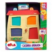 Brinquedo Casinha Animada Sonora
