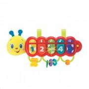Brinquedo Centopeia Musical com luzes