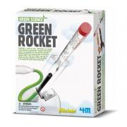 Brinquedo Científico Green Rocket