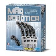 Brinquedo Científico Robótica Mão Robótica