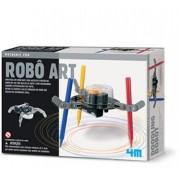 Brinquedo Científico Robótica Robo Art