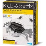 Brinquedo Cientifico Robótica Robô Caranguejo Monte e brinque