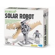 Brinquedo Científico Robótica Robo Solar