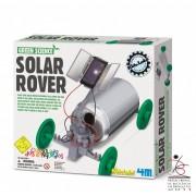 Brinquedo Científico Robótica Solar Rover