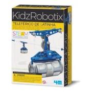 Brinquedo Cientifico Robotica Teleférico de Latinha Monte e Brinque