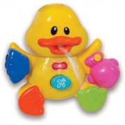 Brinquedo de Banho Diversão Aquática Pato Musical WinFun Water Fun
