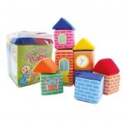 Brinquedo de Espuma Blocos de Montar Construtor Baby