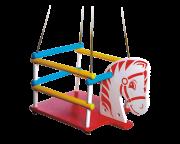 Brinquedo de Madeira Balanço Cavalinho