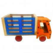 Brinquedo de Madeira Caminhão Fazendeiro