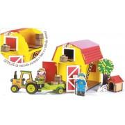 Brinquedo de Madeira Coleção Fazendinha Celeiro