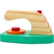 Brinquedo de Madeira Ferro de Passar Roupa
