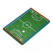 Brinquedo de Madeira Futebol de Dedo