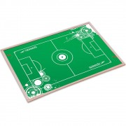 Brinquedo de Madeira Mesa para Jogo de Futebol de Botão com Marcador Xalingo