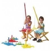 Brinquedo de Madeira Pesque e Brinque