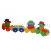 Brinquedo de Madeira Trem G