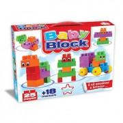 Brinquedo de montar Baby Block