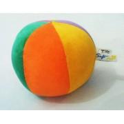 Brinquedo de Pelúcia Bola 19 cm de Diâmetro