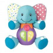 Brinquedo de Pelúcia Meu amigo sabichão Elefante