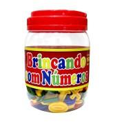 Brinquedo Educativo Brincando com Números