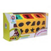 Brinquedo Educativo Caixa Encaixa Estrela