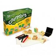 Brinquedo Educativo Carimbos ABC Ilustrados Xalingo