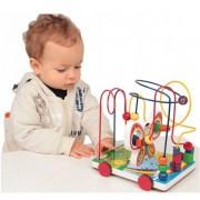 Brinquedo Educativo de Madeira Aramado Borboleta