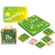 Brinquedo Educativo de Madeira Labirinto Inteligente