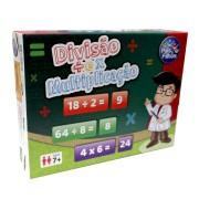 Brinquedo Educativo Divisão e Multiplicação Escolar