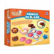 Brinquedo Educativo Fábrica de Bolos Estrela