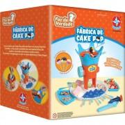 Brinquedo Educativo Fábrica de Cake Pop Estrela
