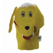 Brinquedo Educativo Fantoche de Mão Cachorro