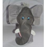 Brinquedo Educativo Fantoche Elefante