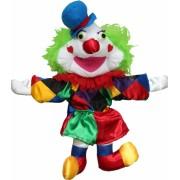 Brinquedo Educativo Fantoche Fantochão Personagens Palhaço