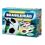 Brinquedo Educativo Jogo de Futebol de Botão Brasileirão 4 times