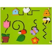 Brinquedo Educativo Labirinto Jardim