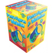 Brinquedo Educativo Passa Figura Dinâmico brinquedo de encaixar