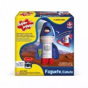 Brinquedo Educativo Super Massa Foguete Estrela